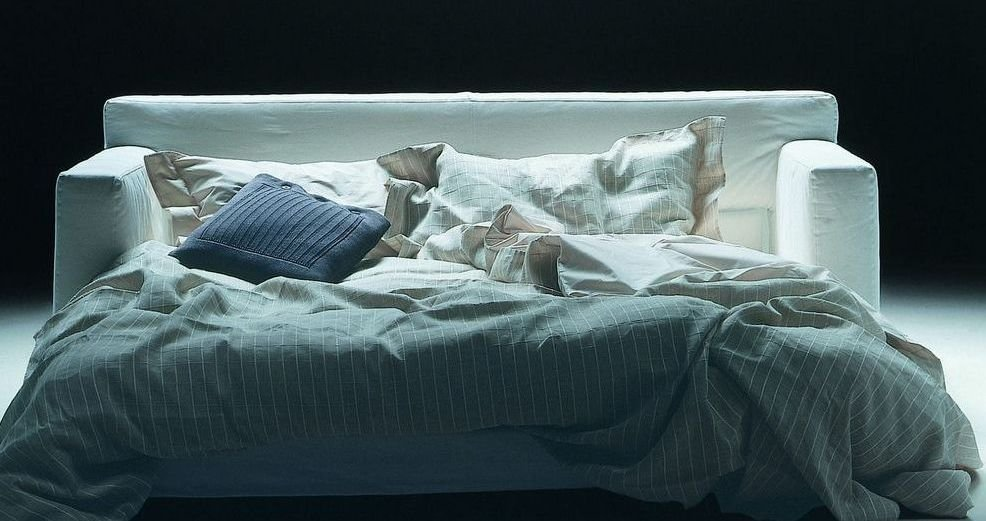 Sofá cama 4 plazas grande