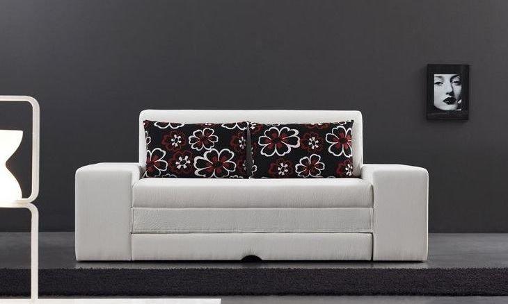 Sof s grandes de piel - Sofa cama desplegable ...
