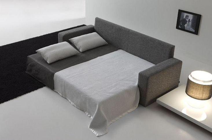 Sofá cama grande de diseño