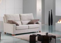 Sofá cama moderno 2 plazas grande