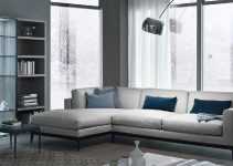 Sofá de 6 plazas muy moderno