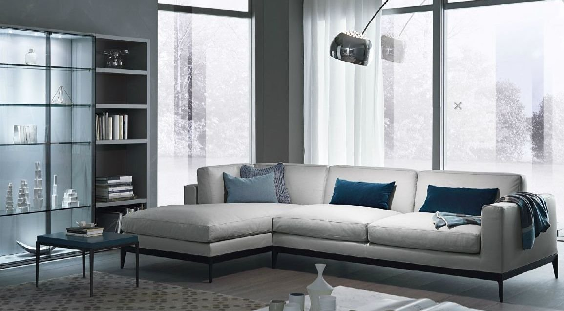 Sof s de 6 plazas for Sofas bonitos y modernos