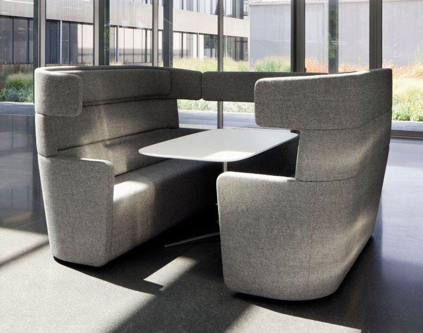 Sofá de 6 plazas y estilo único