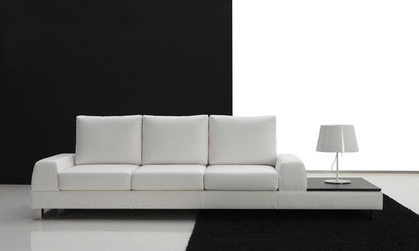 Sof s grandes baratos for Sofa blanco barato