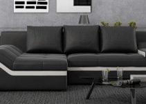 Sofá moderno tamaño grande