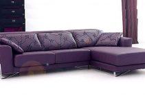 Sofá reclinable de 5 plazas grandes