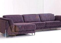 Sofá reclinable en oferta de 4 plazas grande