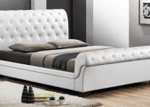 Venta de sofá cama de piel económico