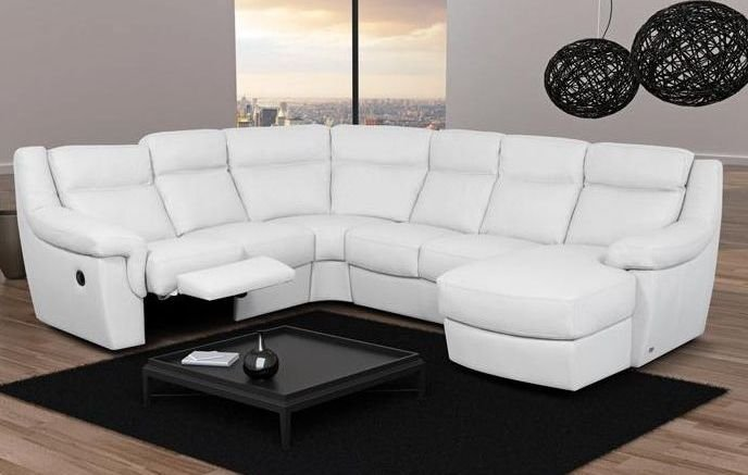 Sofas chaise longue modernos simple sof con chaise longue - Sofa rinconera moderno ...